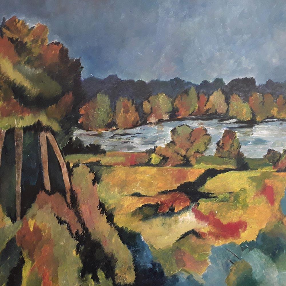 Herbst von Christine Adler