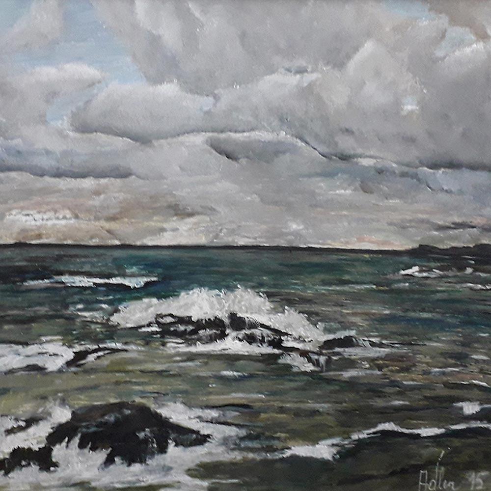 Meeresrauschen von Christine Adler
