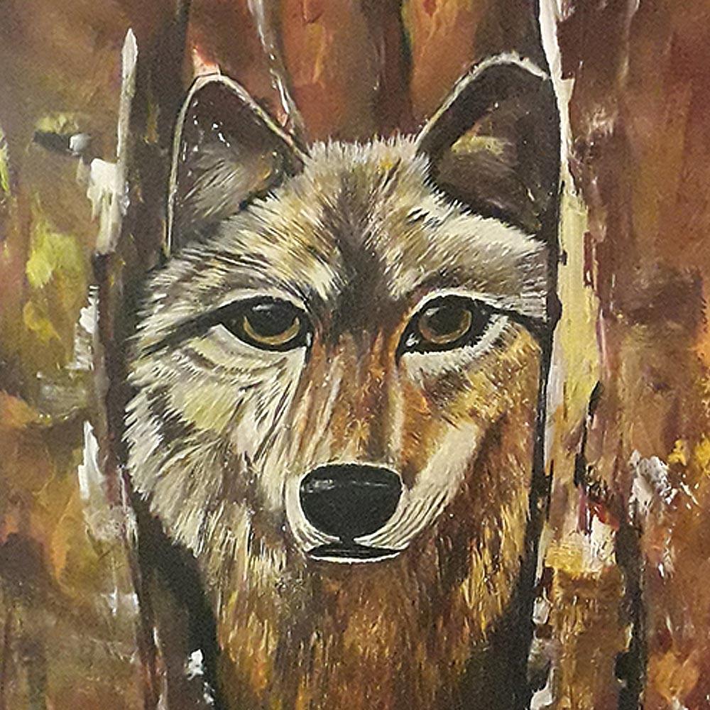 Wolf von Christine Adler