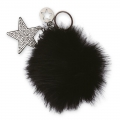 Crystal Bag Charms Pommel